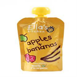 Ellas Kitchen S1 Apples & Bananas 120g