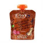 Ellas Kitchen S1 Butternut Sq Carrot Apple & Prunes 120g