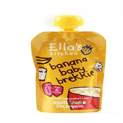 Ellas Kitchen Baby Brekkie - Banana 100g