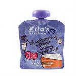 Ellas Kitchen Baby Brekkie - Blueberry & Pear 100g