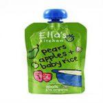 Ellas Kitchen S1 Baby Rice - Pear & Apple 120g