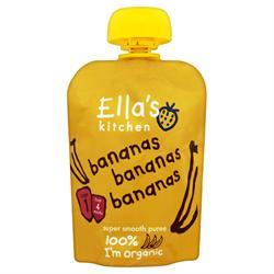 Ellas Kitchen First Taste - Bananas 70g
