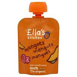 Ellas Kitchen First Taste - Mangoes 70g