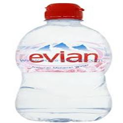 Evian Sports Cap 750ml