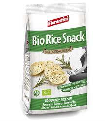 Fiorentini Organic Rice Snack Rosemary 40g