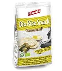 Fiorentini Organic Rice Snack Olive Oil 40g