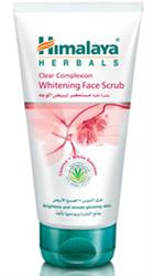 Himalaya Herbal Healthcare Clear Complexion Whitening Face Scrub 150ml