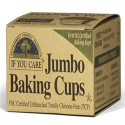 If You Care Jumbo Baking Cups 24 pieces