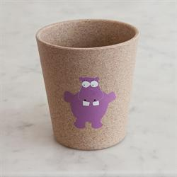 Jack N Jill Rinse Storage Cup Hippo 70g