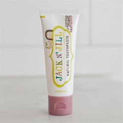 Jack N Jill Raspberry Toothpaste 50g
