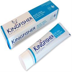 Kingfisher Aloe Vera Tea Tree Fennel Fluoride Free Toothpaste