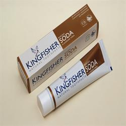 Kingfisher Baking Soda Mint Fluoride Free Toothpaste 100ml