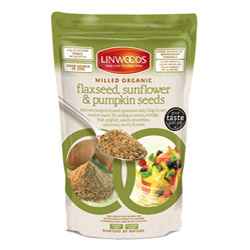 Linwoods Organic Milled Flax Sunflower Mix 425g