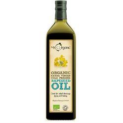 Mr Organic Organic Rapeseed Oil 750ml