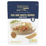 Merchant Gourmet Red & White Quinoa RTE 250g