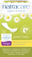 Natracare Natural Pantyliners Tanga 30 pieces