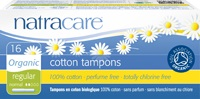 Natracare Organic Applicator Tampons Regular (x16)