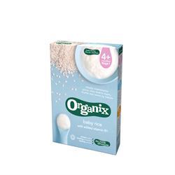 Organix Organix Baby Rice 100g