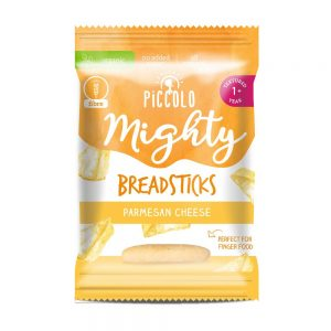 Piccolo Mighty Breadsticks Parmesan 20g