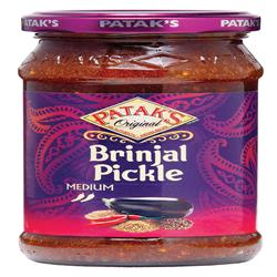 Pataks Brinjal Pickle 312g