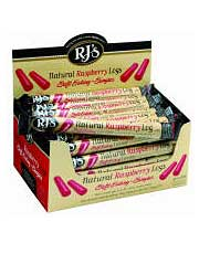 RJ Licorice Natural Raspberry Single Logs 40g