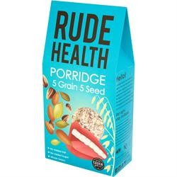 Rude Health 5 Grain 5 Seed Porridge Organic 500g