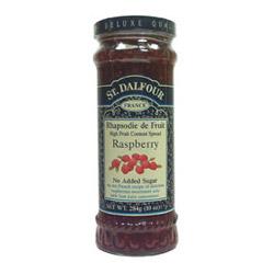 St Dalfour Raspberry Fruit Spread 284g