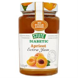 Stute No Added Sugar Apricot Jam 430g