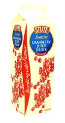 Stute Cranberry Juice 1000ml