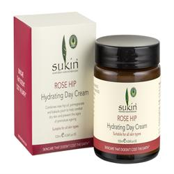 Sukin Hydrating Rosehip Day Cream 120ml