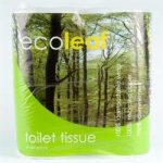 Suma Ecoleaf Toilet Tissue 4 Pack