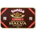 Sunita Organic Dark Chocolate Halva 75g