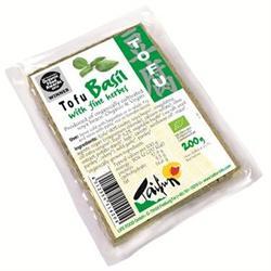 Taifun Tofu Basil Demeter Organic 200g