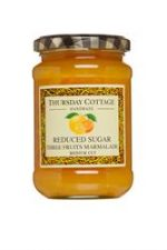 Thursday Cottage Reduced Sugar 3Fruit Marmalade 315g