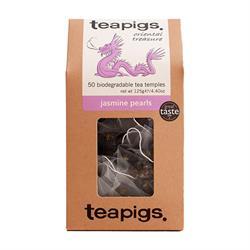 Teapigs Jasmine Pearls 50bag