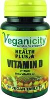 Veganicity Vitamin D 800 90 tablet