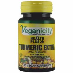 Veganicity Turmeric Extra 30vegicaps