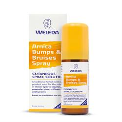 Weleda Arnica Bumps & Bruises Skin Sp 20ml