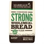 W H Marriage Strong Wholemeal Flour 1500g