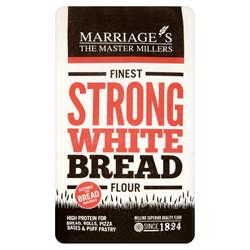 W H Marriage Finest Strong White Flour 1500g