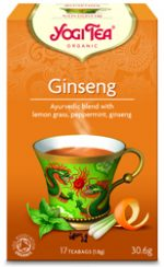 Yogi Tea Ginseng Tea 17bag