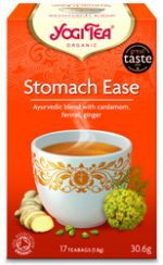 Yogi Tea Stomach Ease Organic 17 Bag