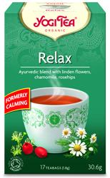 Yogi Tea Relax Tea Organic