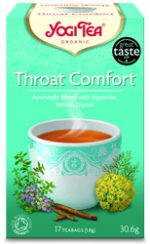 Yogi Tea Throat Comfort Organic 17 Bag