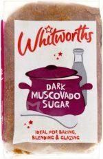 Whitworths Dark Muscovado Sugar