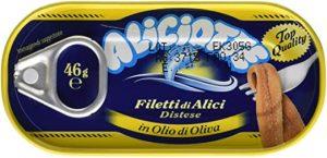 Aliciotte Anchovies 46g - Can