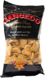 Gancedo Habas Fritas Salted Broad Beans 100g