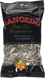 Gancedo Pipas Roasted & Salted Sunflower Seeds 125g