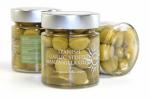 Delicioso Garlic Stuffed Manzanilla Olives Spain 125g