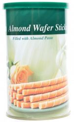 Bolero Almond Wafer Sticks 110g